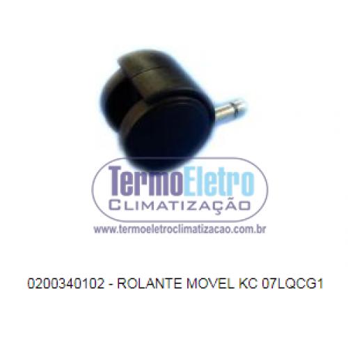 Rodinha climatizador komeco KC017LQG1