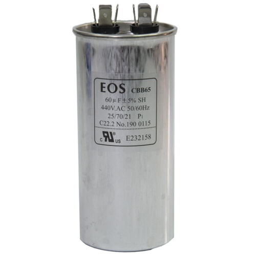 CAPACITOR EOS 60MFD 440V