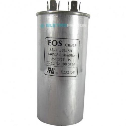 Capacitor 35MFD 440V