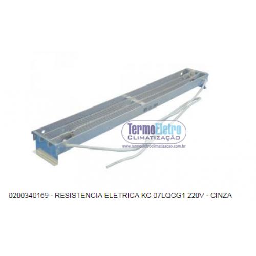 RESISTENCIA ELETRICA KC 07LQCG1 220V