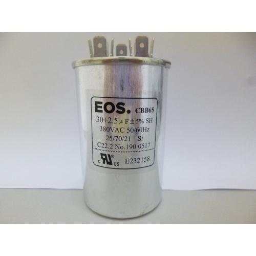 CAPACITOR EOS 40MFD 380V