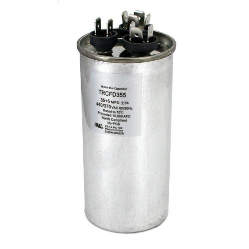 CAPACITOR 35+5 MFD 440V