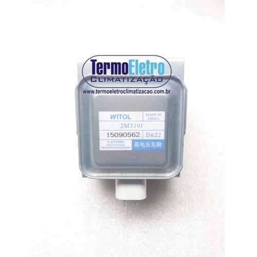 MAGNETRON 1000W 2M319J P/ MICROONDAS 30L (usado)