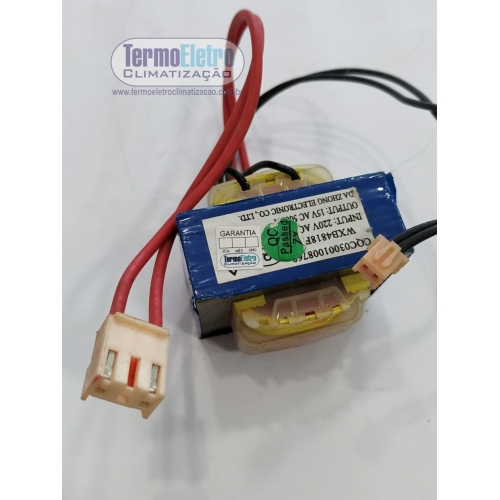 TRANSFORMADOR INTERNO BZS/MSX/LTSG1/ABS07.09.12FC.QC