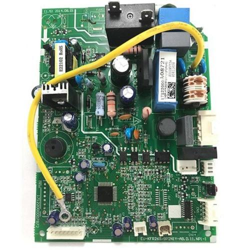 Placa Principal Idu Evaporadora Midea Inverter Hw 42VFQA09M5