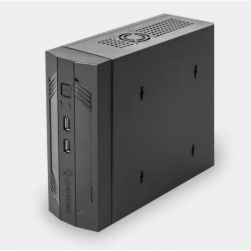 COMPUTADOR COMPACTO NANO RC 8400N ZION 4GB SSD 120 GB ELGIN BEMATECH + TECL + MO