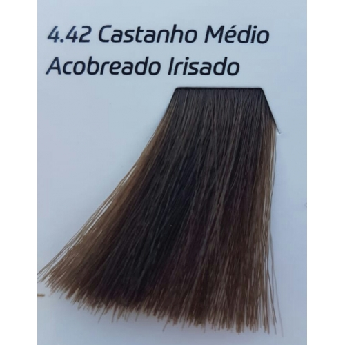 4.42 ENVOKE COLORE CAST MEDIO COBRE IRISADO 60G