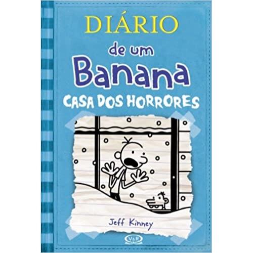 DIARIO DE UM BANANA 6 - A CASA DOS HORRORES