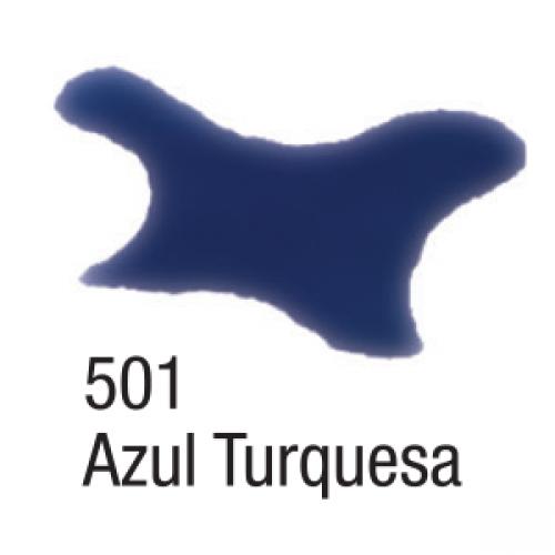 AQUARELA SILK ACRILEX 60ML AZUL TURQUESA