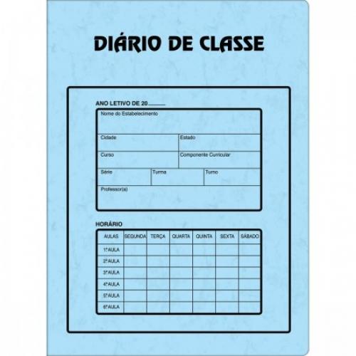 DIARIO DE CLASSE TILIBRA BIMESTRAL