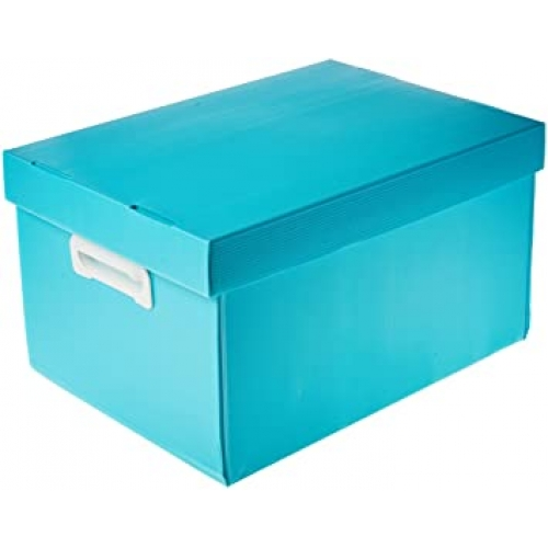 CAIXA ORGANIZADORA POLIBRAS BEST BOX M VERDE PASTEL