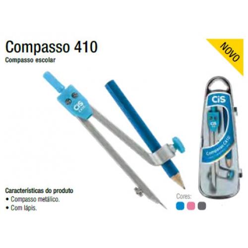 COMPASSO ESCOLAR CIS 410