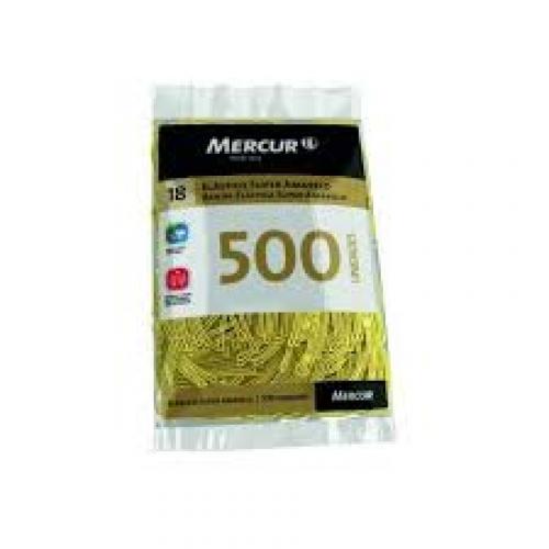 ELASTICO MERCUR SUPER AMARELO 18 500UNDS