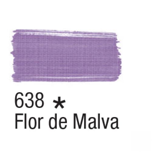 TINTA TECIDO ACRILEX 37ML FLOR DE MALVA