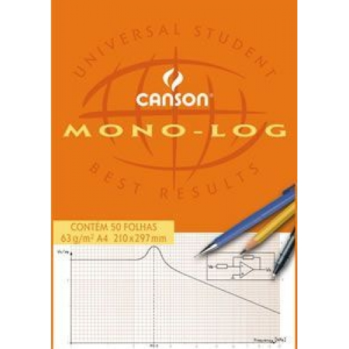 PAPEL MONOLOG A4 63G CANSON TECNICO
