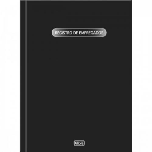 LIVRO REGISTRO DE EMPREGADOS 100FLS TILIBRA