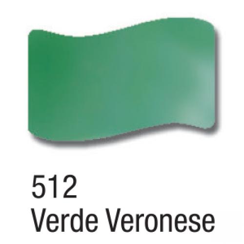 VERNIZ VITRAL ACRILEX 37ML VERDE VERONESE