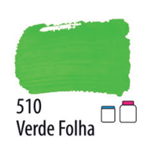 TINTA PVA FOSCA ARTESANATO ACRILEX 37ML VERDE FOLHA