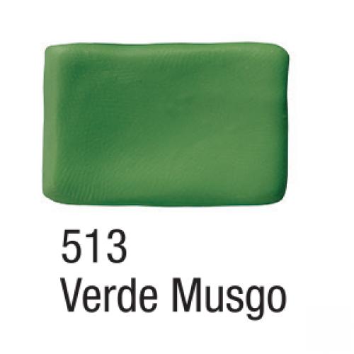 MASSA BISCUIT ACRILEX 90G VERDE MUSGO