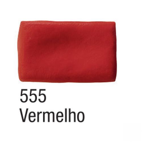 MASSA BISCUIT ACRILEX 90G VERMELHO