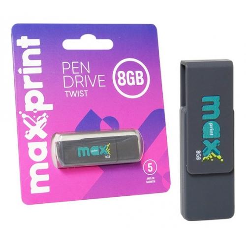 PEN DRIVE MAXPRINT 8GB