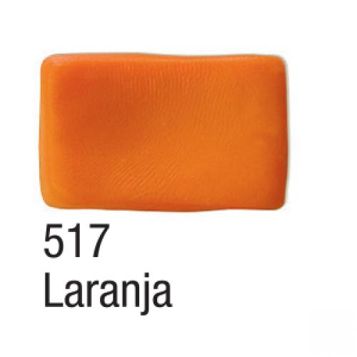 MASSA BISCUIT ACRILEX 90G LARANJA
