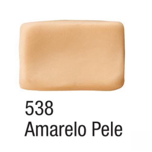 MASSA BISCUIT ACRILEX 90G AMARELO PELE