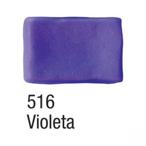 MASSA BISCUIT ACRILEX 90G VIOLETA