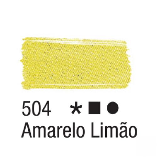 TINTA TECIDO ACRILEX 37ML AMARELO LIMAO