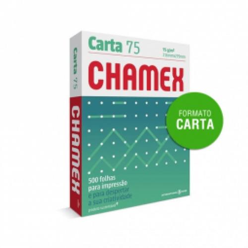 PAPEL CARTA 75G CHAMEX