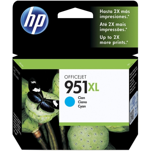 CARTUCHO HP 951XL AZUL