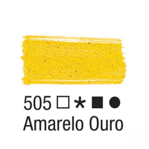 TINTA TECIDO ACRILEX 37ML AMARELO OURO