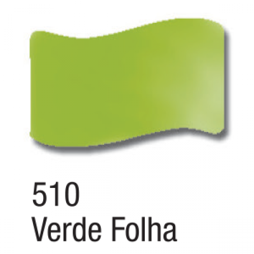 VERNIZ VITRAL ACRILEX 37ML VERDE FOLHA