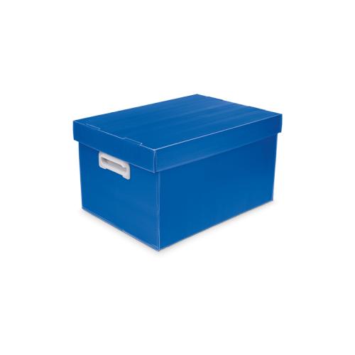 CAIXA ORGANIZADORA POLIBRAS BEST BOX G AZUL