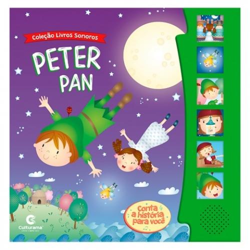 LIVRO SONORO - PETER PAN