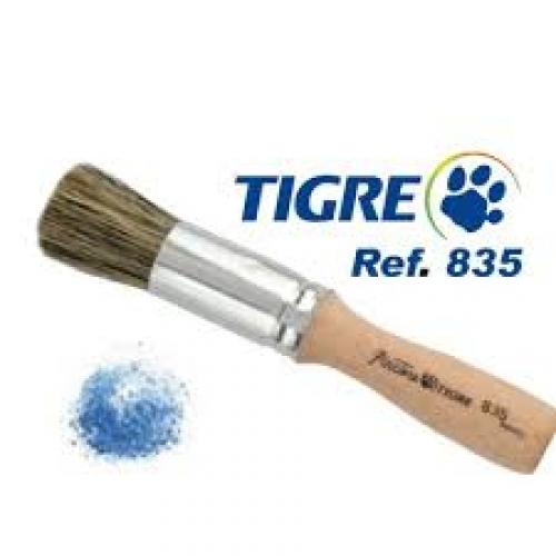 PINCEL BROXINHA TIGRE 835 N 06