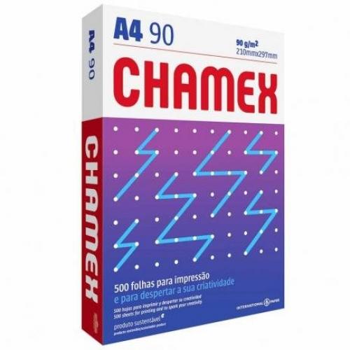PAPEL A4 90G CHAMEX SUPER