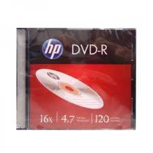 MIDIA DVD-R HP CAIXA SLIM