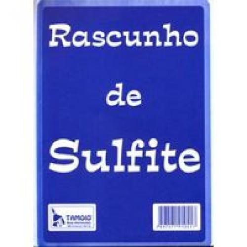BLOCO DE RASCUNHO 08X11 50FLS TAMOIO