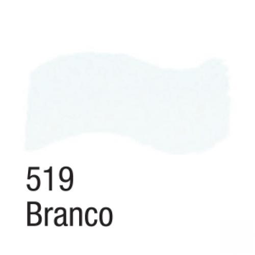 TINTA ACRILICA BRILHANTE ACRILEX 37ML BRANCA
