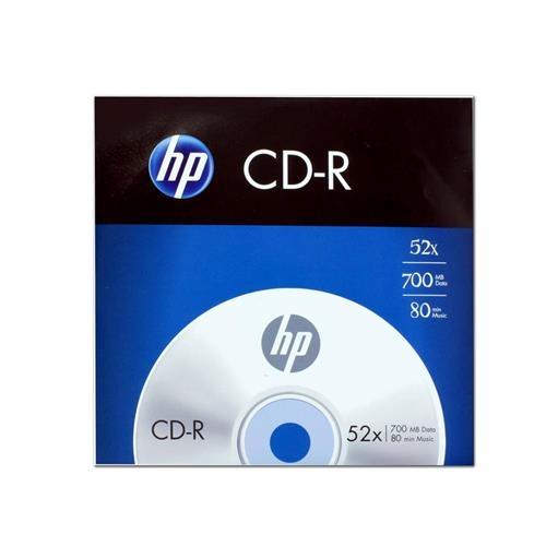 MIDIA CD-R HP ENVELOPE