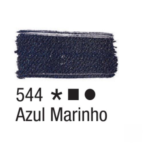 TINTA TECIDO ACRILEX 37ML AZUL MARINHO