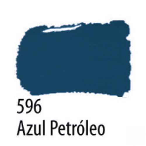 TINTA PVA FOSCA ARTESANATO ACRILEX 37ML AZUL PETROLEO