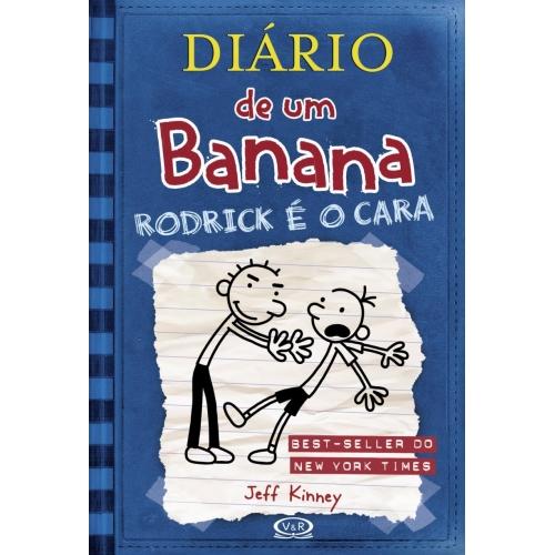 DIARIO DE UM BANANA 2 - RODRICK E O CARA