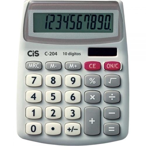 CALCULADORA MESA CIS C-204/10