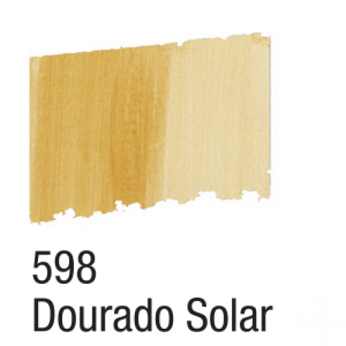 BETUME ACRILEX COLORS 60ML DOURADO SOLAR