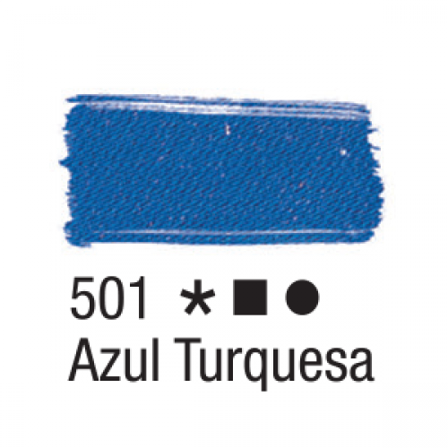 TINTA TECIDO ACRILEX 37ML AZUL TURQUESA
