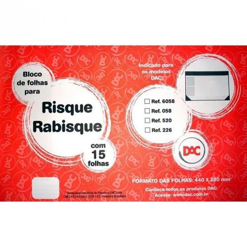 RISQUE RABISQUE DAC REFIL A4