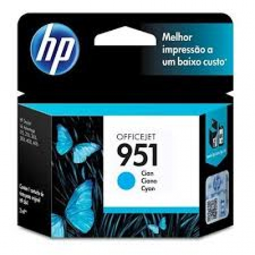 CARTUCHO HP 951 CIANO