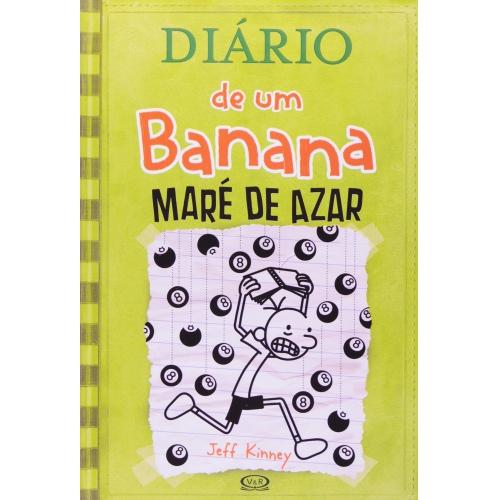 DIARIO DE UM BANANA 8 - MARE DE AZAR